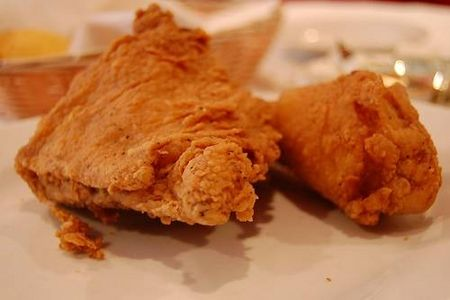 Membuat Fried Chicken